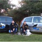 Εκπαίδευση σκύλων στην Αθήνα
